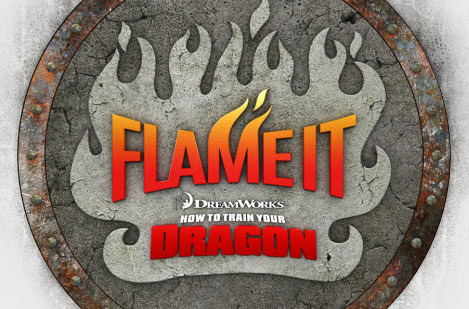 HTTYD: Flame It