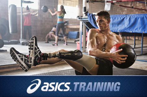 ASICS Training Digital Platform