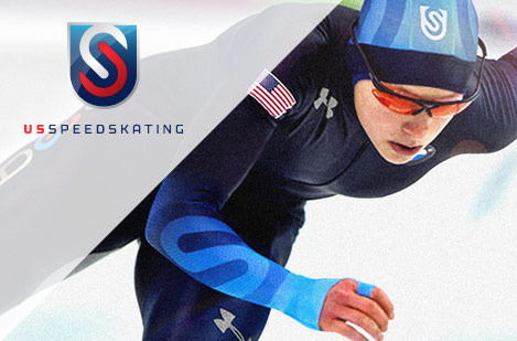 U.S. Speedskating Rebrand