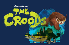 The Croods Style Guide