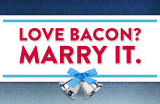 Marry Bacon Digital Campaign