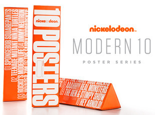 Nickelodeon Modern 10 Series