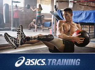 ASICS Training Digital Platform